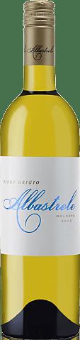 Albastrele Pinot Grigio 2013 Pinot Grigio