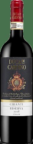 Duca Di Cardino Riserva 2008 Sangiovese