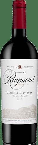 Raymond Prodigal Collection Cabernet Sauvignon 2012 Cabernet Sauvignon