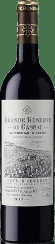 Grande Réserve De Gassac Rouge 2013 Cabernet Sauvignon
