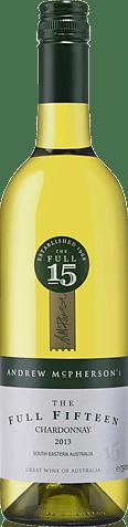 Mcpherson The Full Fifteen Chardonnay 2013 Chardonnay