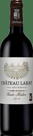 Château Labat Haut-Medoc 2010 Blend