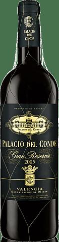 Palacio Del Conde Gran Reserva Blend