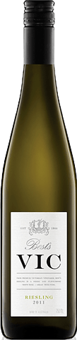 Best's Vic Riesling 2011 Riesling