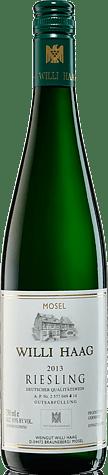 Weingut Willi Haag Qba Riesling 2013 Riesling