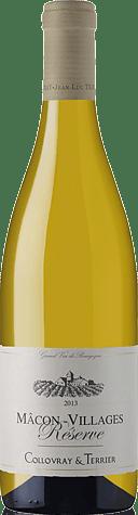 Collovray et Terrier Réserve 2013 Chardonnay