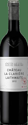 Château La Clarière Laithwaite 2012 Merlot