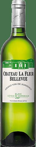 Chateau La Fleur Bellevue Blaye Côtes De Bordeaux Blanc 2013 Sauvignon Blanc