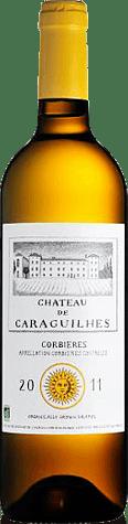 Château Caraguilhes Blanc 2012 Blend