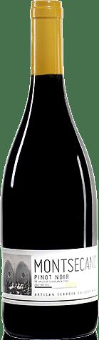 Montsecano Pinot Noir 2013 Pinot Noir