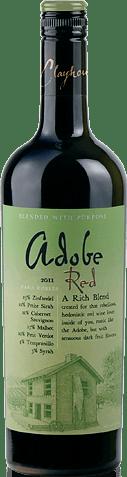 Adobe Red 2011 Blend