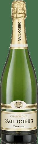 Paul Goerg Premier Cru Brut Tradition Champagne Nv Chardonnay