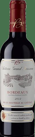Château Grand Rousseau (Half Bottle) 2012 Merlot