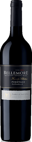 Bellemore Family Selection Pinotage 2011 Pinotage