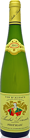 Domaine Lorentz Pinot Blanc 2013 Pinot Blanc