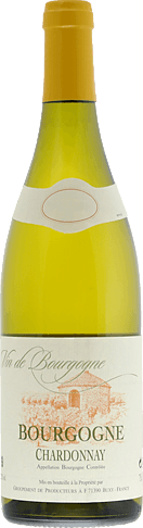 Les Cadolles Bourgogne Chardonnay 2013 Chardonnay