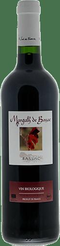 Domaine Bassac Margalh Rouge 2013 Blend