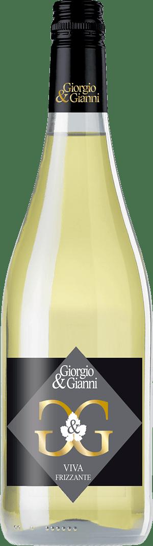 Giorgio & Gianni Viva Bianco Frizzante Pinot Grigio