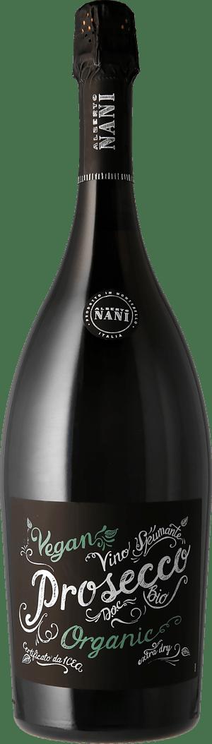 Alberto Nani Organic Prosecco Extra Dry Magnum NV Glera