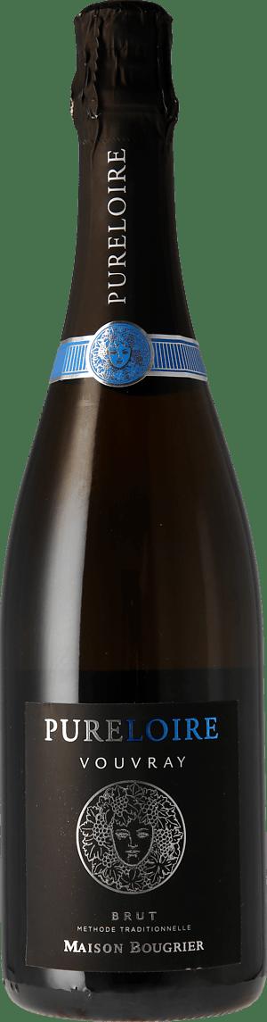 Bougrier Pure Loire Vouvray Brut Chenin Blanc