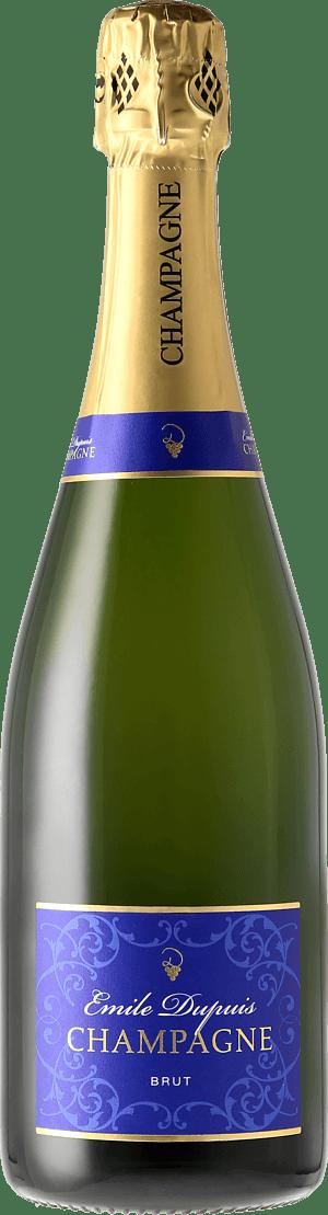 Champagne Emile Dupuis Brut Chardonnay