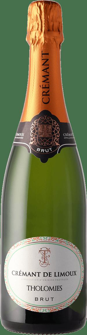 Tholomies Crémant de Limoux Brut Chardonnay