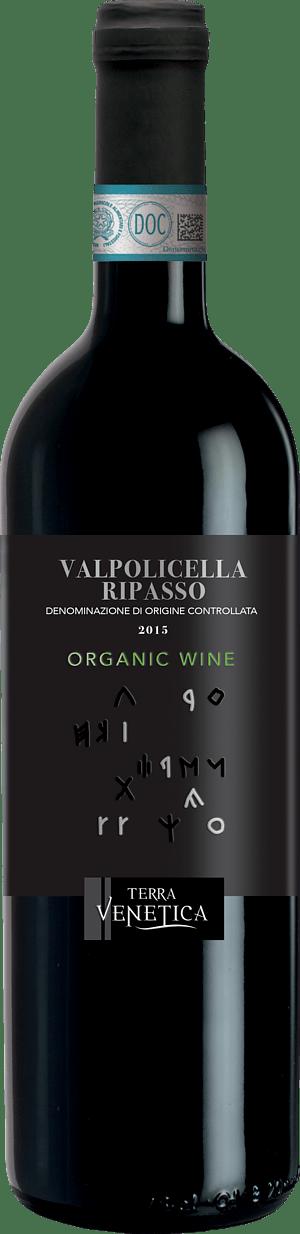 Terra Venetica Valpolicella Ripasso Biologico 2015 Corvina