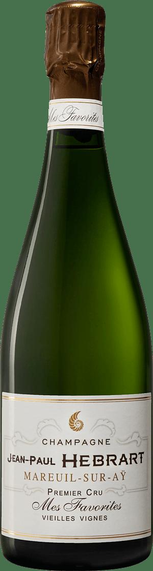 Jean-Paul Hebrart Mes Favourites Vieilles Vignes 1er Cru NV Pinot Noir