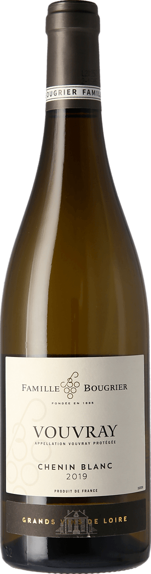 """Famille Bougrier Collection Vouvray """"Tendre"""" 2018 Chenin Blanc"""