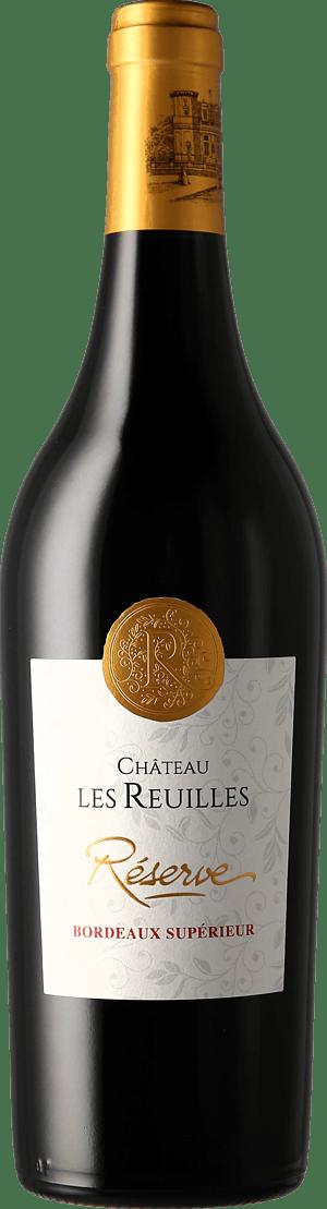 Château les Reuilles Bordeaux Superieur Réserve 2017 Merlot
