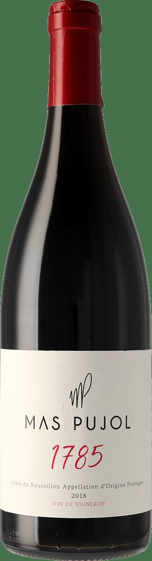 Mas Pujol 1785 Rouge Côtes du Roussillon 2018 Grenache