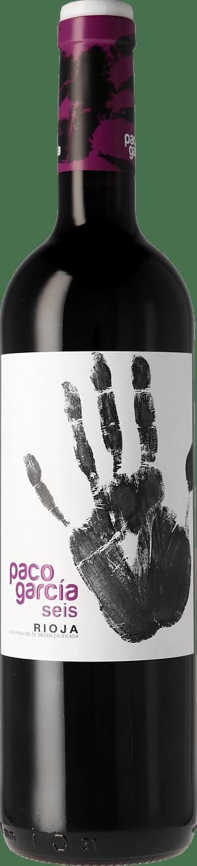 Paco Garcia Seis Rioja 2018 Tempranillo