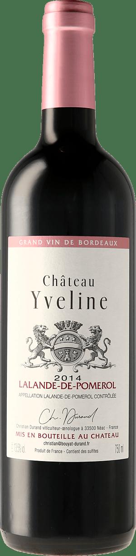 Château Yveline Lalande de Pomerol 2014 Merlot