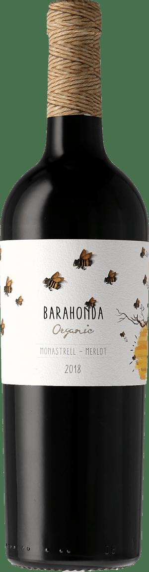 Bodegas Barahonda Monastrell Merlot Organico 2018 Monastrell
