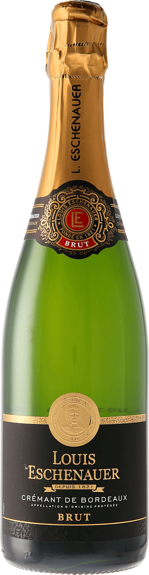 Louis Eschenauer Crémant De Bordeaux Brut Cabernet Franc
