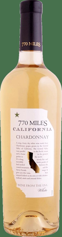 770 Miles Chardonnay 2019 Chardonnay