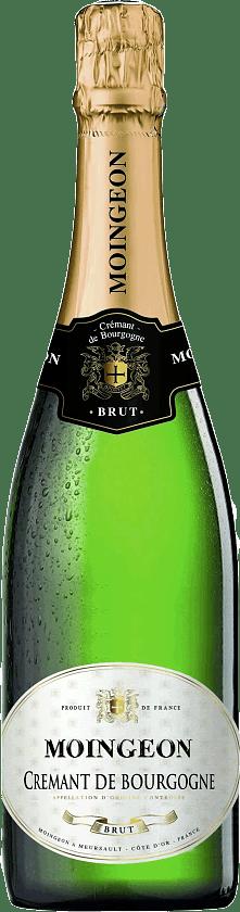 Moingeon Crémant de Bourgogne Brut Chardonnay