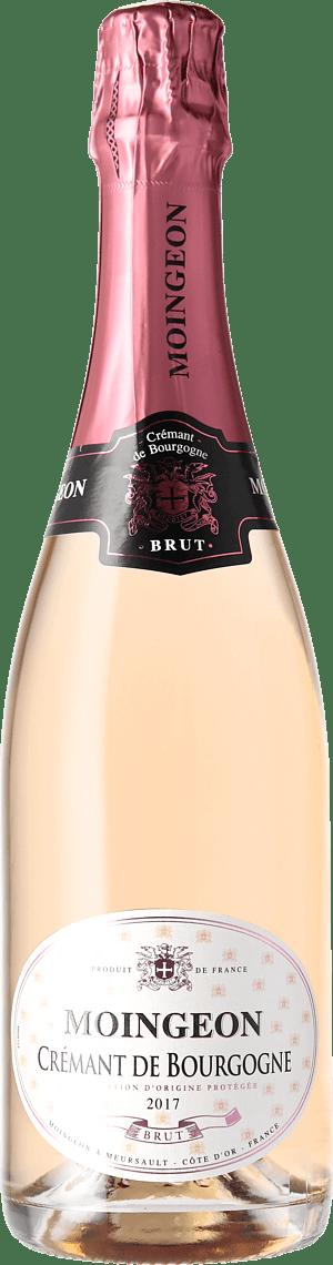 Moingeon Crémant de Bourgogne Rosé Brut Pinot Noir
