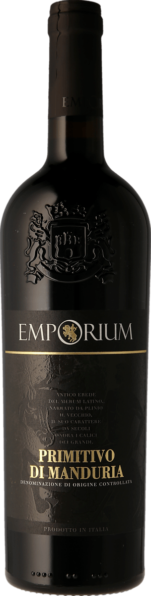 Emporium Primitivo Di Manduria 2018 Primitivo