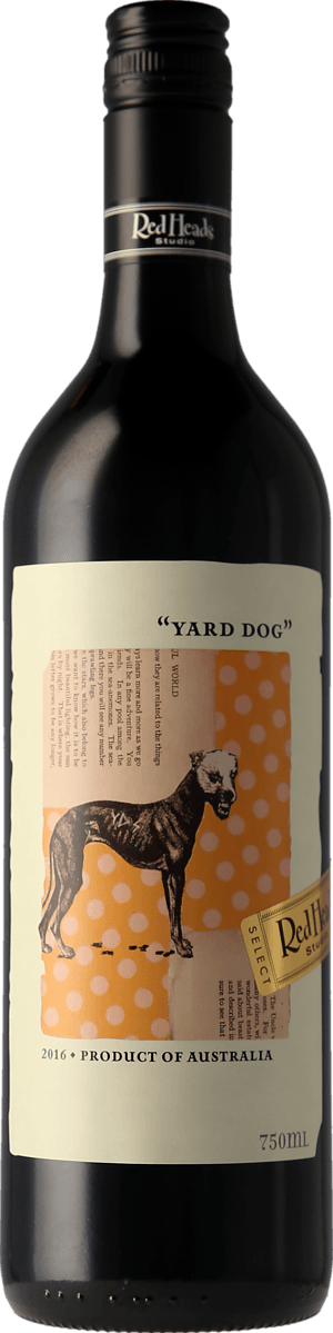 Redheads Yard Dog Red 2016 Cabernet Sauvignon