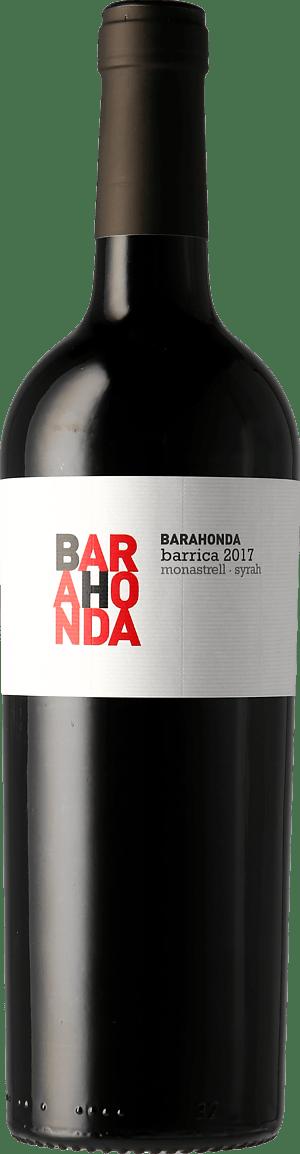 Bodegas Barahonda Barrica 2017 Monastrell