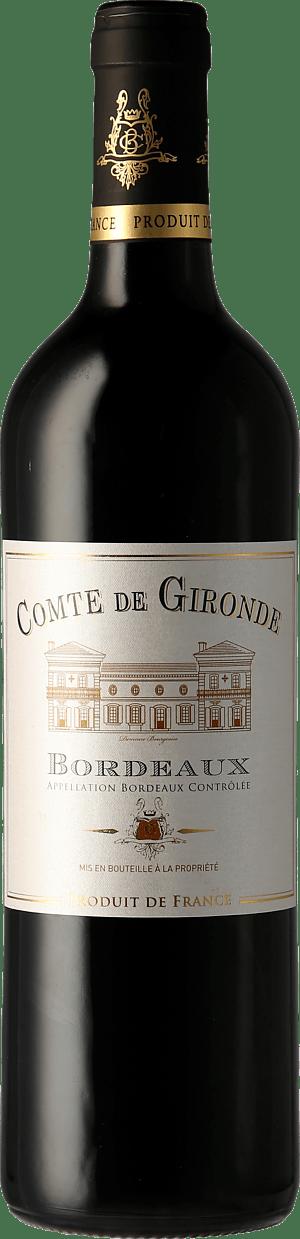 Comte de Gironde 2018 Merlot