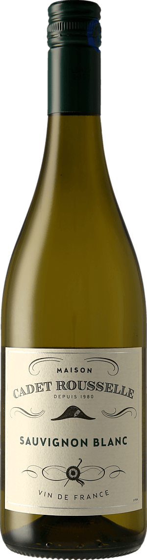 Famille Bougrier Cadet Rousselle Sauvignon Blanc 2019 Sauvignon Blanc