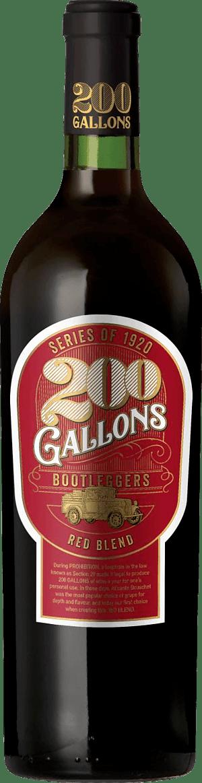 200 Gallons Red Blend 2019 Alicante Bouschet