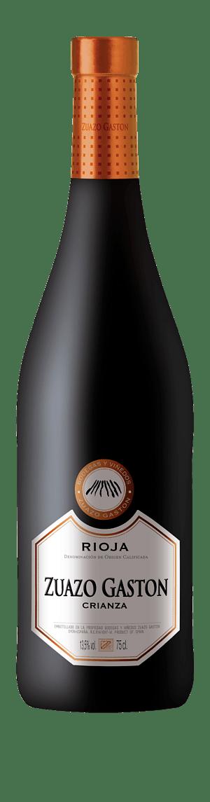 Bodegas Zuazo Gaston Rioja Crianza 2017