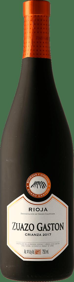 Bodegas Zuazo Gaston Rioja Crianza 2017 Tempranillo