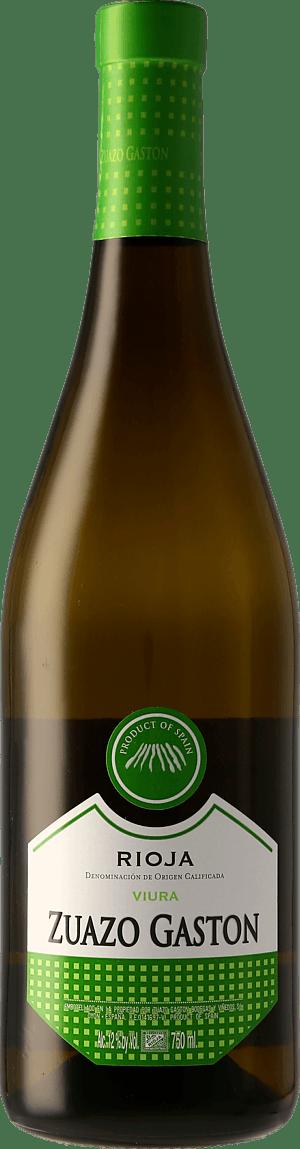 Bodegas Zuazo Gaston Rioja Blanco 2019 Viura