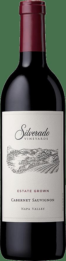 Silverado Vineyard Estate Cabernet Sauvignon 2017 Cabernet Sauvignon
