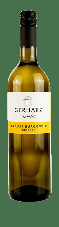 Gerharz Grauer Burgunder 2019