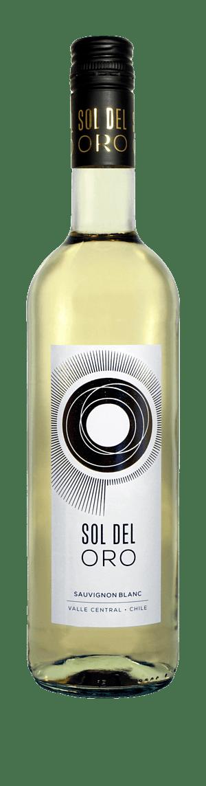 Sol del Oro Sauvignon Blanc 2019 Sauvignon Blanc 100% Sauvignon Blanc Valle Central